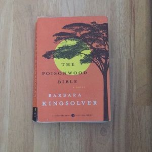Book-The Poisonwood Bible